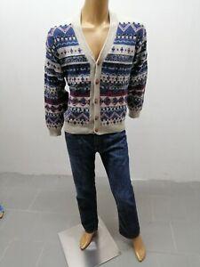 Cardigan-BROOKSFIELD-Uomo-Taglia-Size-XL-Sweater-Man-Pull-Homme-P6476