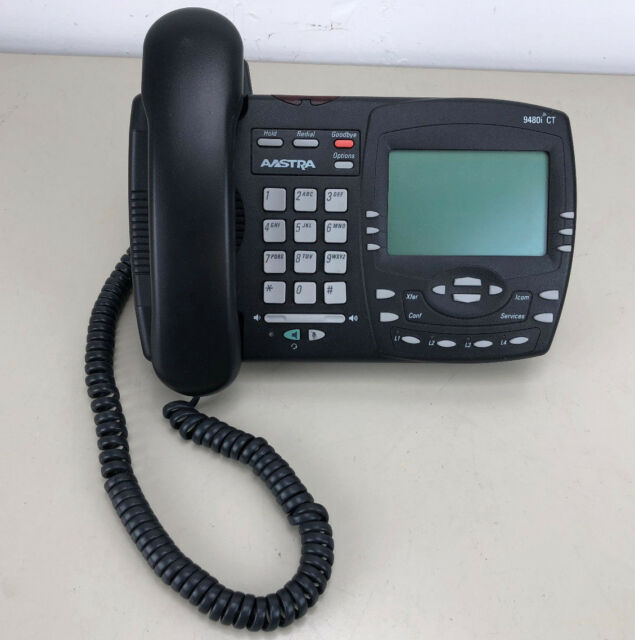 Drivers: Aastra 9480i CT SIP Phone