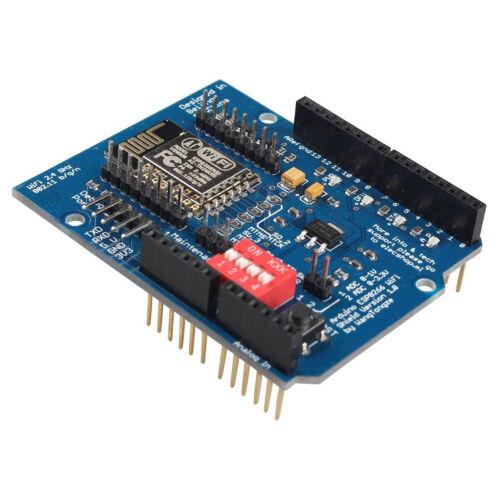 WeMos D1 CH340 ESP8266 ESP-12E CP2102 WiFi Development Board Shield Adapter A2TS
