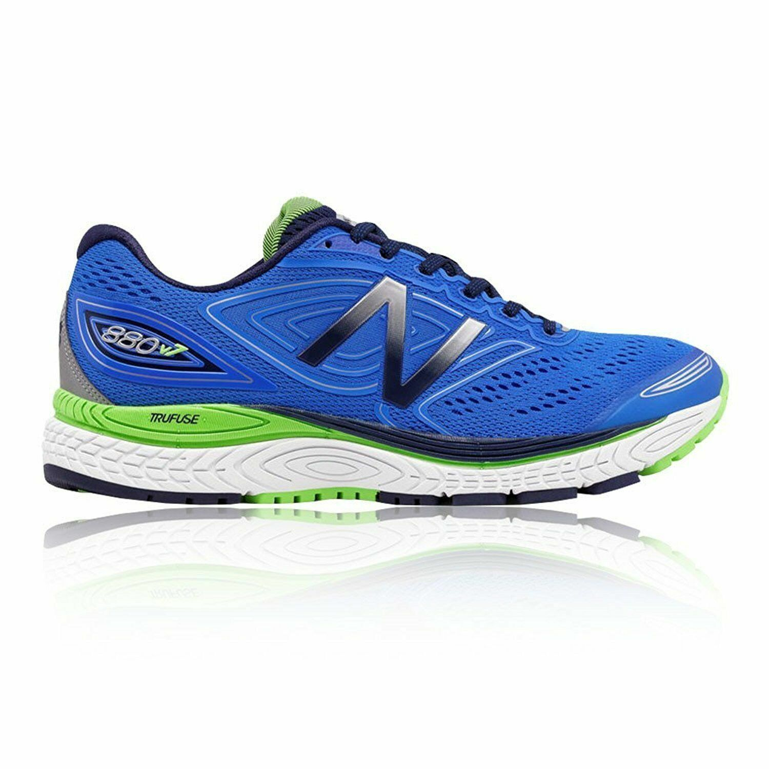 NEW Balance 880v7 Men's Size 9 Bright bluee Running shoes M880bw7