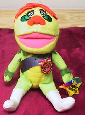 PUFF N STUFF PLUSH MAYOR OF THE H.R PUFNSTUF TV SHOW BY SID AND MARTY KROFFT NOS