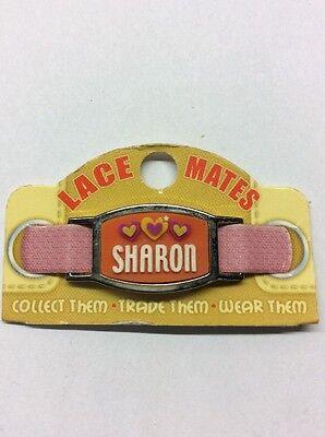 2 Encaje Mates Sharon (zapato o pulsera bisutería forma) Fiesta Favores de gastos de envío gratis