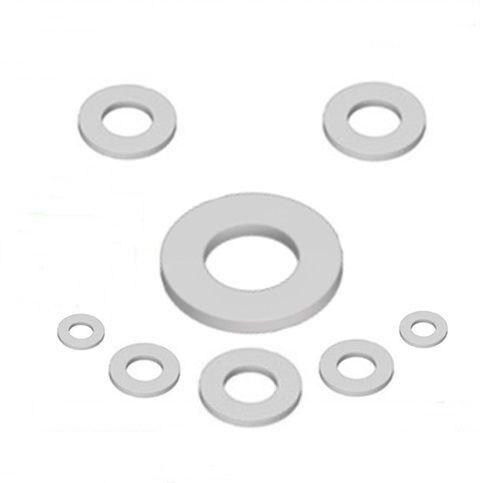 550 pièces Assortiment rondelles DIN 125 m3 à m10 de polyamide plastique
