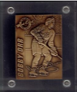 Highland-Mint-Bobby-Orr-1995-Bronze-Card-Limited-to-5000