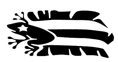 Puerto Rico Conga A Vinyl DECAL STICKER   Buy 2 get 1 free automatically