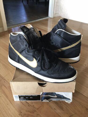 Sz 11 Vnds Nike Takahashi vandal dunk High Premium