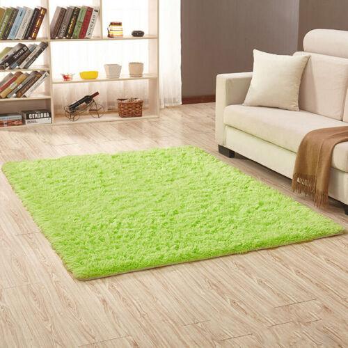Non-slip Mat Modern Area Rugs Fluffy Living Room Carpet Children Play Blanket