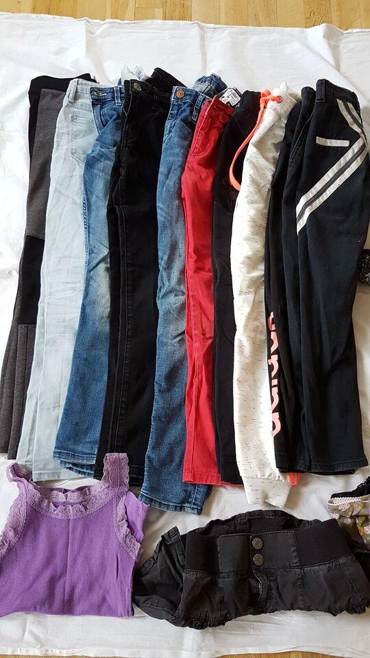 Blandet tøj, Tøjpakke, Blandet