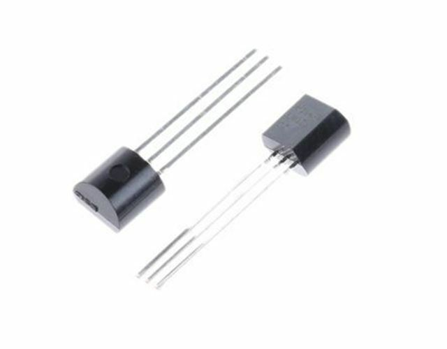 Texas Instruments LM329DZ/NOPB, Fixed Shunt Voltage Reference 6.9V, ±5 % 3-Pin,