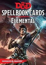 Dungeons & Dragons 5E: Elemental Spellbook Deck (43 Cards) GF973907