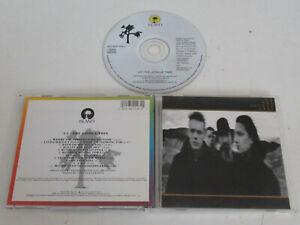 U2 – the Joshua Tree/Island Records – 422-842 298-2 CD Album