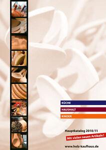 Holzwarenkatalog Katalog für Geschäfte und Markthändler