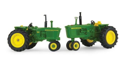 1/64 ERTL JOHN DEERE 3020/4020 50TH ANNIV SET