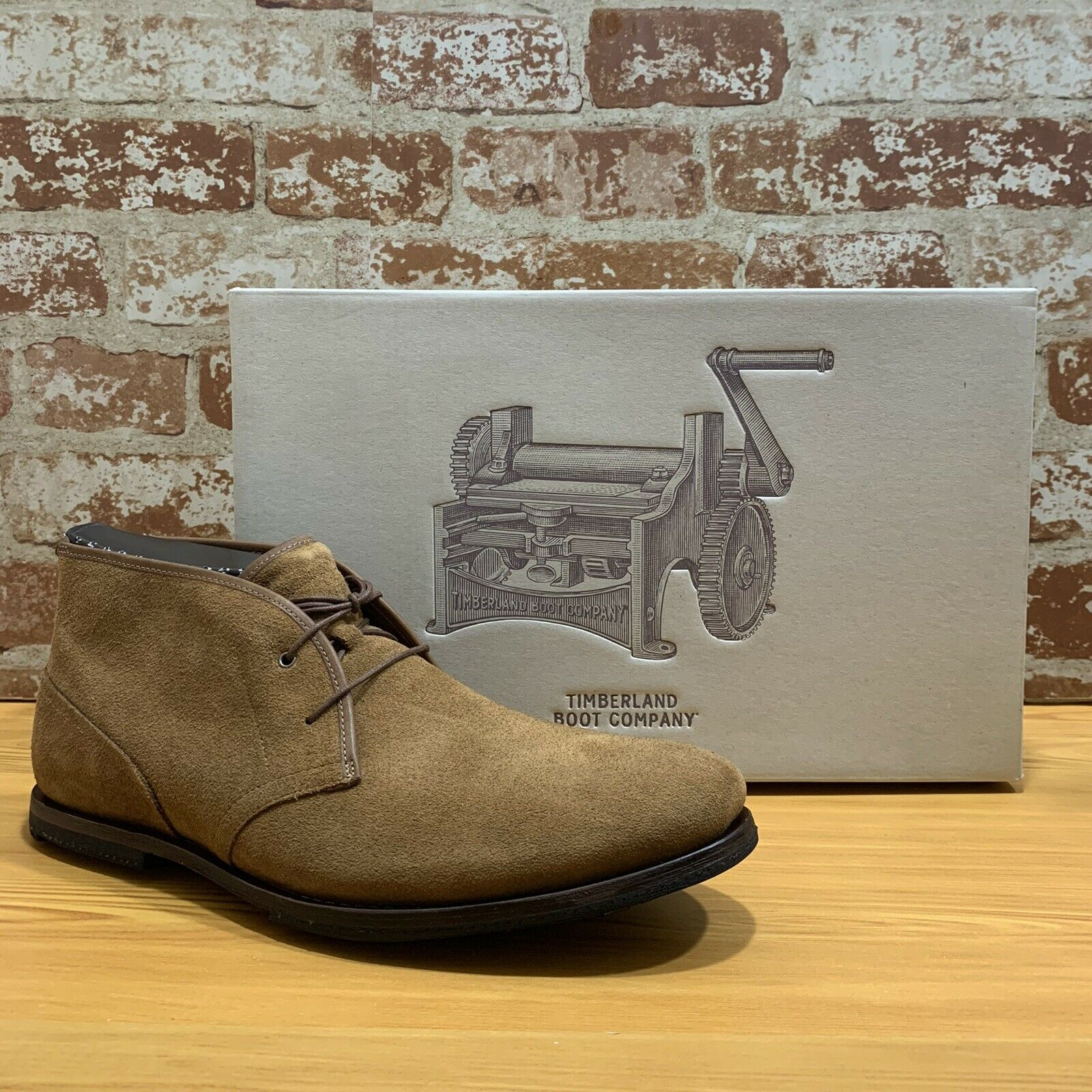 Mens Timberland Wodehouse Lost History Suede Chukka BOOTS Company All Sizes  8 for sale online | eBay