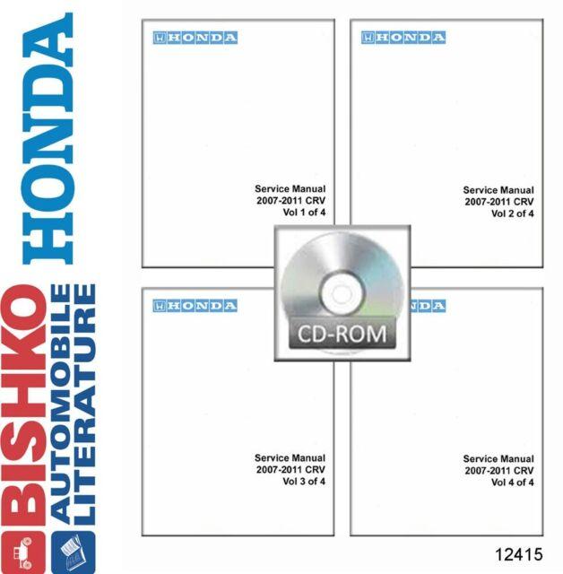 2008 honda crv repair manual