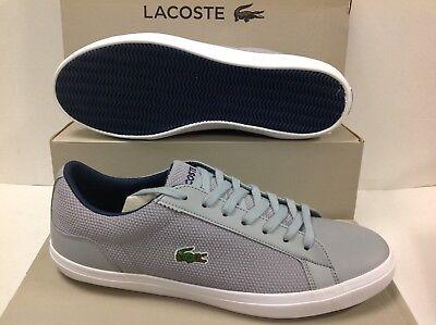 EU 39.5 Size UK 6 Lacoste LEROND 417 Men/'s Sneakers Trainers USA 7