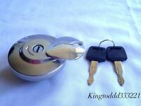 Motorcycle Yamaha Vstar Classic Custom 650 1100 Gas Tank Cap Key Lock Set