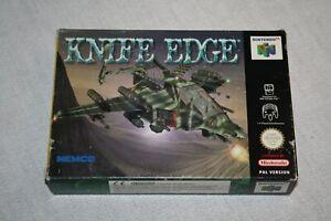 Nintendo 64 * knife edge * noe * n64!!!!!!