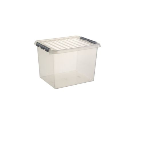 SunWare Q-Line Box Storage Box Stacking Lagerbox Crate with Lid