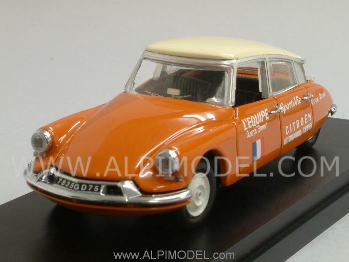 Citroen ID 19 Paris - Moscow 1957 1 43 RIO 4373