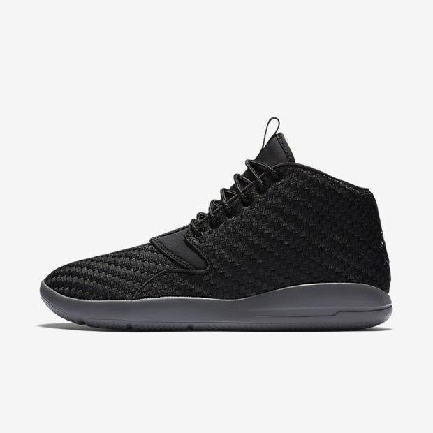 Nike Jordan Eclipse Chukka New Black Men's Trainers 100% Authentic