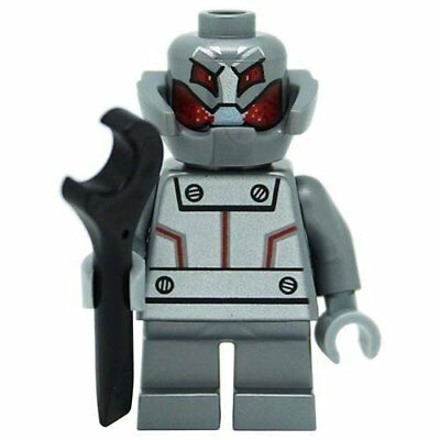 Mighty Micros 76066 short legs LEGO Super Heroes Ultron MiniFigure
