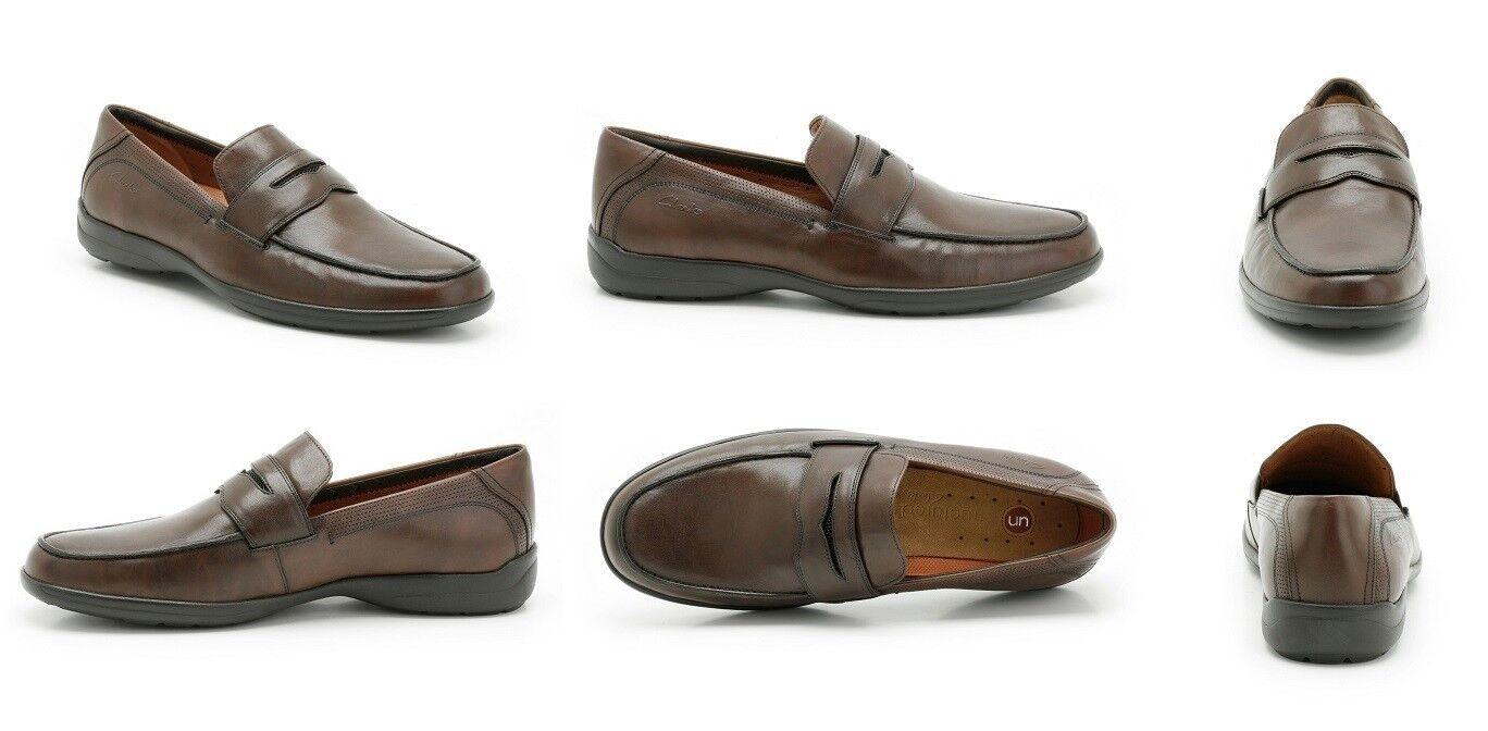 Zapatos Clarks Un lift - - marron - 44.5 - lift PVP 120  - nuevos - zapatos e40762