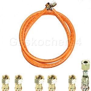 """PropanGasschlauch WINTERFEST 2 X 1//4/""""-3//8/"""" links oder 1//4/"""" X 8mm 40cm-10m"""