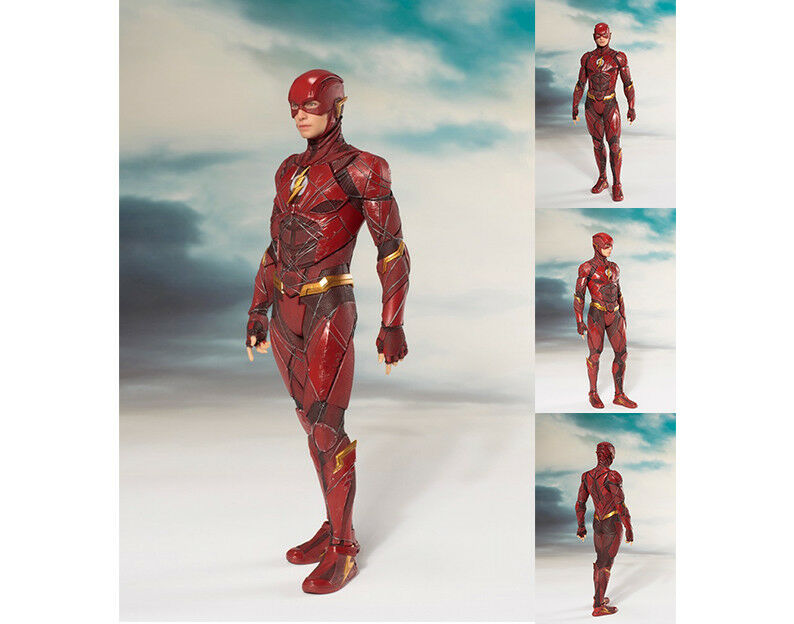 Justice League Movie  - the Flash ArtFX+ Statue  ultimi stili