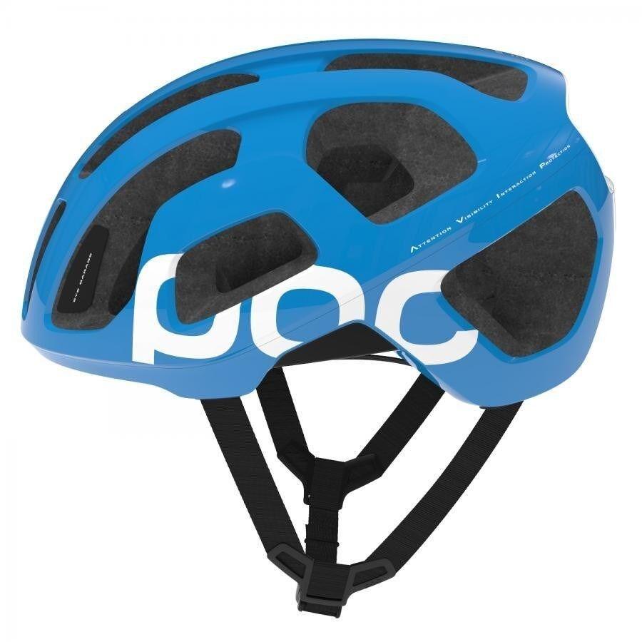 POC Octal Cycling Bicycle Helmet Garminium bluee Size Small New