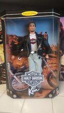 Harley-Davidson Ken 1998 Barbie Doll collector edition NRFB