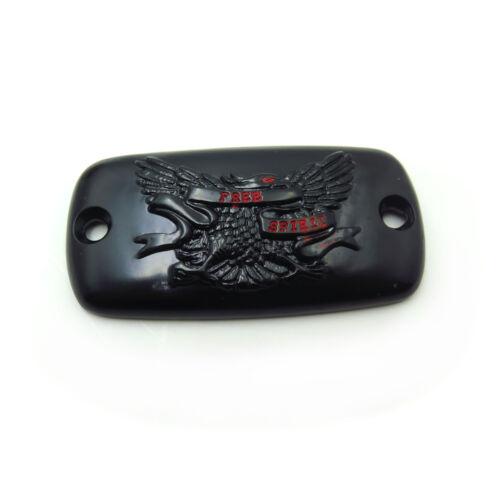 Billet Fluid Reservoir Cap for Honda Valkyrie Goldwing 1500 1800 VTX1800 Black