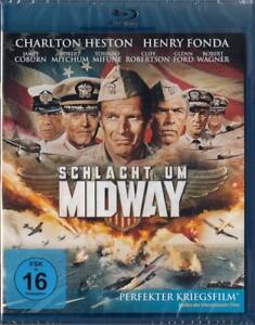 SCHLACHT-UM-MIDWAY-Charlton-Heston-Henry-Fonda-Blu-ray-Disc-NEU-OVP
