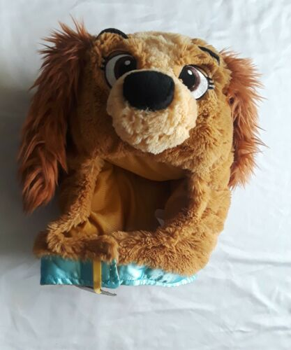 """Disney """"LADY AND THE TRAMP"""" Baby Costume Hat Sz 18"""