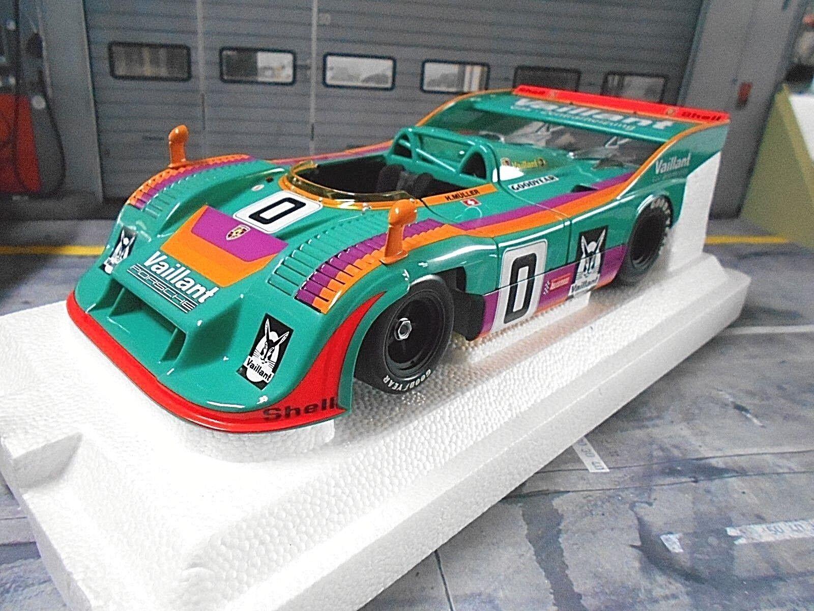 PORSCHE 917 20 917 20 Interserie  0 Müller Winner 1975 Vaillant MINICHAMPS 1 18