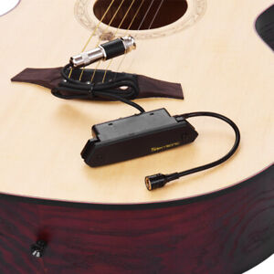 SKYSONIC-T-902-Acoustic-Guitar-Active-Soundhole-Pickup-Magnetic-Microphone