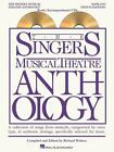 Hal Leonard Singer's Musical Theatre Anthology Teen's Edition Soprano Book/2CD