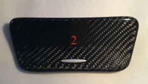 Mercedes-SL-R230-Carbon-Fiber-Ash-Tray-Cover-Interior-Trim-Part-AMG-2002-2011