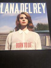 Born To Die Lp By Lana Del Rey Vinyl Feb 2012 Interscope Usa For Sale Online Ebay
