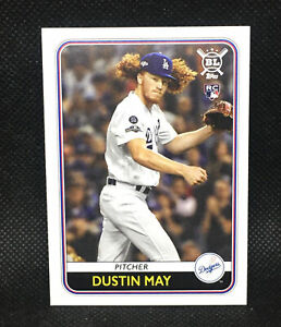 2020-Topps-Big-League-Dustin-May-RC-Los-Angeles-Dodgers-Rookie-60