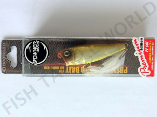 ECOGEAR PP60F and PP65F Surface JDM Popper Lures BOXING DAY SPECIAL $$$ ONLY