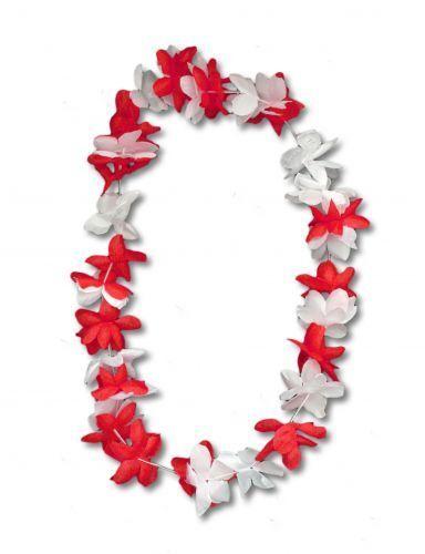 """Sonia originelli 5er Set /""""Hawaii chaîne grand/"""" Fleurs de fête Fan Coupe Du Monde Nouveau Fleurs"""