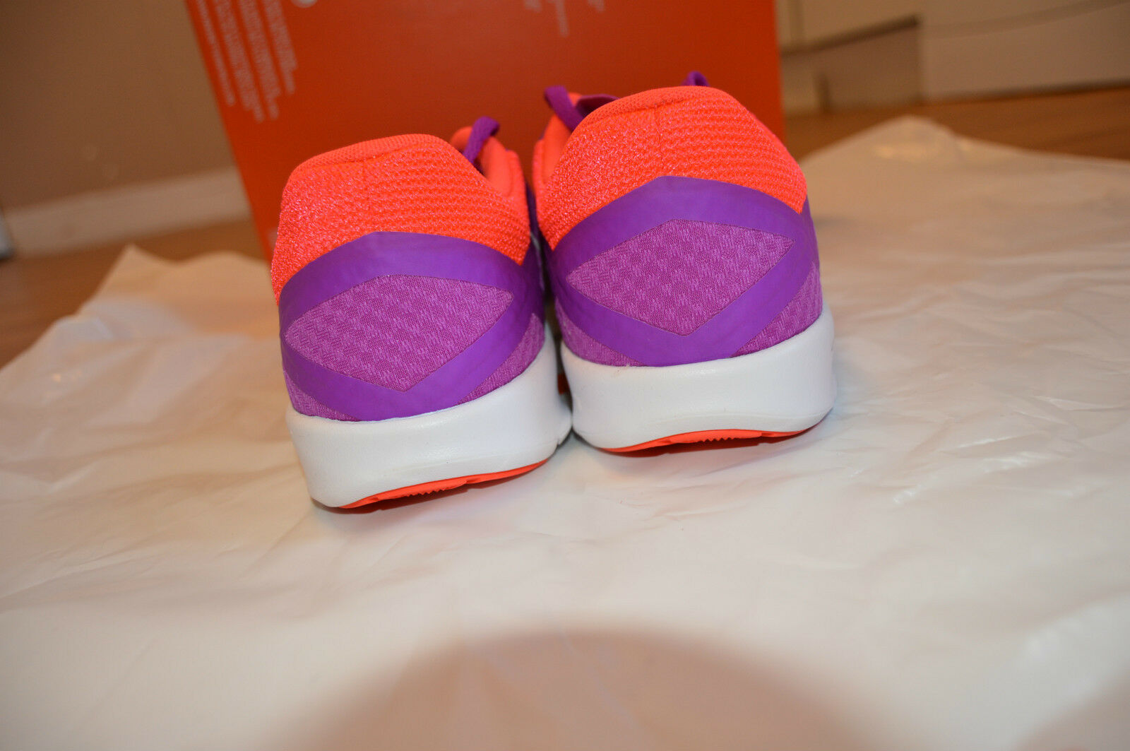 release date: c6588 842e1 ... bnib women s Nike Lunar Lux TR violet white trainers size size size eur  (38 ...