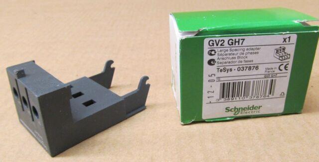 1 NIB TELEMECANIQUE SCHNEIDER ELECTRIC GV2-GH7 GV2GH7 LINE SPACING ADAPTER