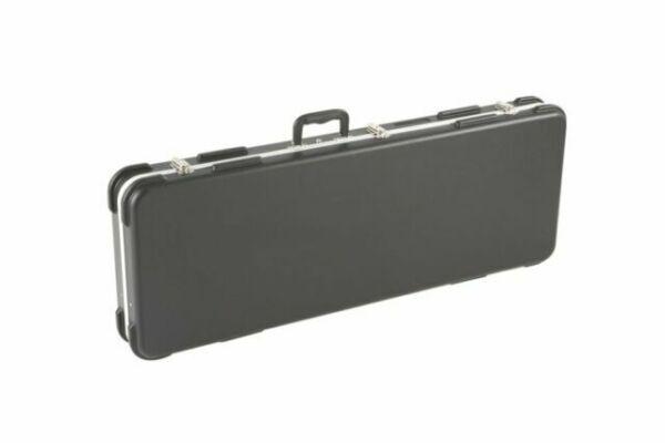 Musicians Gear MC22LP Deluxe Hardshell Case Black