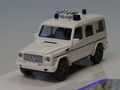 1//87 Busch Mercedes G 1990 Feldjäger 51415