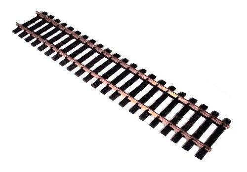 Zenner Bausatz 1 gerades Gleis der Spur 2(64mm), 90cm + Schraubverbinder