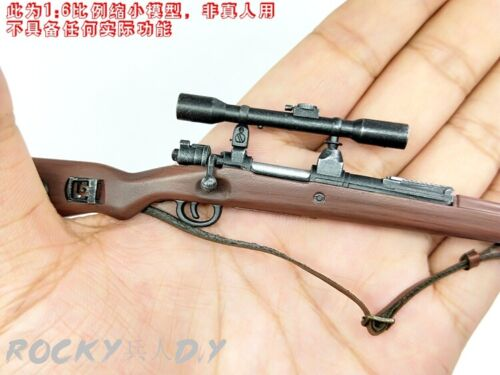 Details about  /98K Rifle for Fire Girl Toys FG056 Desperate Commando Suit 1//6 Scale Figure 12/'/'