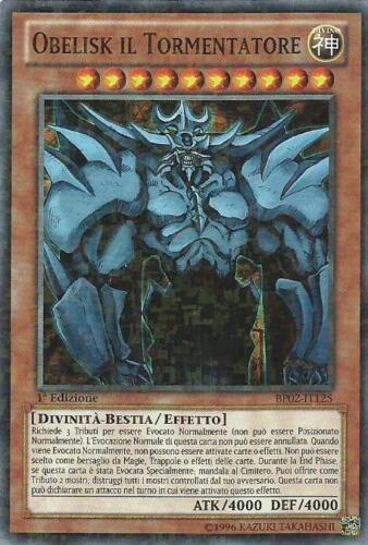Bp02-War of the Giants Slifer Obelisk Winged Dragon of Ra Lancia prohibited Exodius
