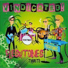 VINDICATED A FLESHTONES TRIBUTE LARSEN RECORDS GATEFOLD 2 LP VINYLE NEUF